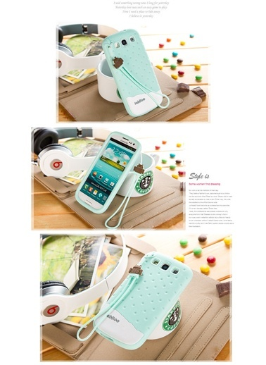 Samsung Galaxy S3 Candy Kılıf -Fabitoo